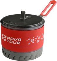 Походная кастрюля с радиатором Nova Tour Инферно 1,4л