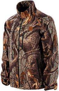 Куртка флисовая камуфлированная JahtiJakt Сamo