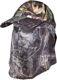 Кепка с антимоскитной сеткой JahtiJakt Camo