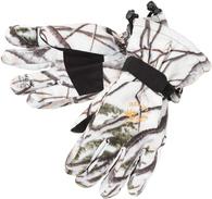 Перчатки для зимней охоты JahtiJakt Newis Snow Camo