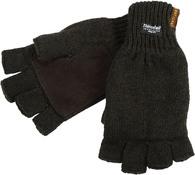 Перчатки без пальцев для охоты JahtiJakt Half Finger Brown