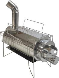 Походная мини печка-коптильня Пошехонка Кабанчик