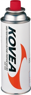 Цанговый газовый баллон Kovea Nozzle Type 220г
