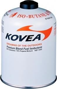 Резьбовой газовый баллон Kovea Screw Type 450г