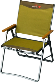 Складной туристический стул Kovea Titan Flat Chair L