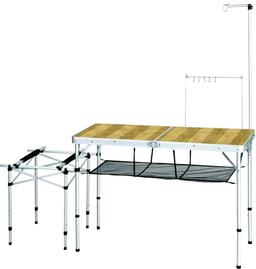 Туристическая складная кухня Kovea 2 Way Kitchen Table L