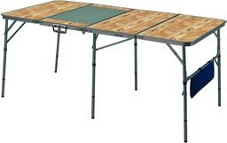 Складной туристический стол Kovea Titan Slim 4 Folding BBQ Table