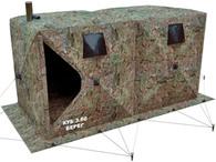 Универсальная палатка Берег Кубоид 3.60 Двухслойный