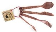 Подарочный набор столовых приборов Kupilka Cutlery Set Cranberry