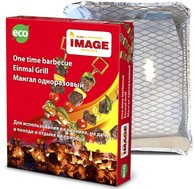 Одноразовый мангал Image в упаковке