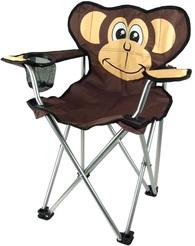 Детский туристический складной стул Обезьянка