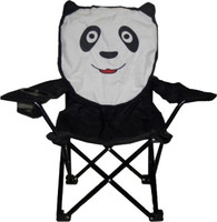 Детский туристический складной стул Панда