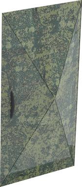 Быстросборная распашная дверь для платок Берег УП-4, УП-5 и тамбуров серии ТБ