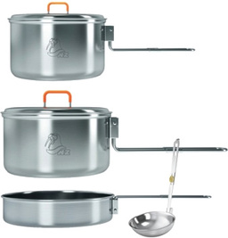 Походный набор посуды NZ SS-031