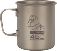 Походная титановая кружка NZ Titanium Cup 450мл