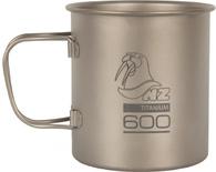 Походная титановая кружка NZ Titanium Cup 600мл