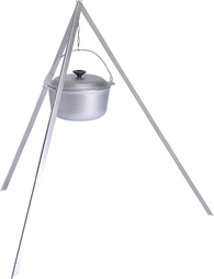 Тренога для костра изнержавеющей стали вчехле (уголок 60°, 20×20)