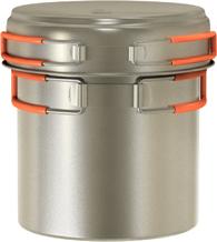 Кастрюля походная из титана NZ Titanium Cookware 1200мл