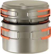 Набор титановых кастрюль NZ Pot Set TS-014 3в1