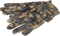 Перчатки камуфлированные JahtiJakt Cooger D-Hide