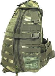 Однолямочный тактический рюкзак Avi-Outdoor Seiland Green Smoke